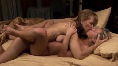 Bree and Nicole lesbian scene