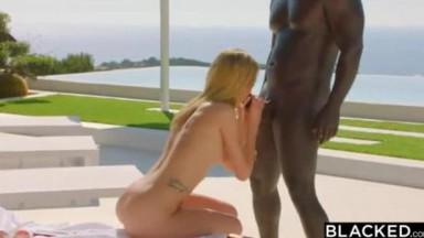 Interracial Caribbean porn vacation