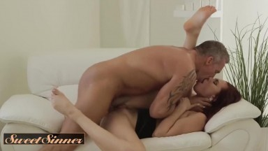 Sweet Sinner - Step daughter Aidra Fox craves some dilf Porn Videos